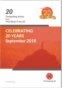 20 Timebanking stories