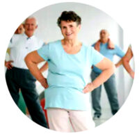 Sheila spends a credit on a keep fit class…