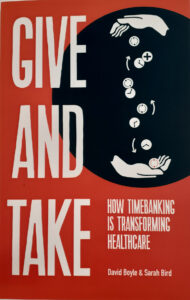Cover of Give and Take by David Boyle & Sarah Bird