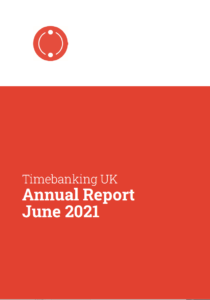 timebanking Annual Report 2021